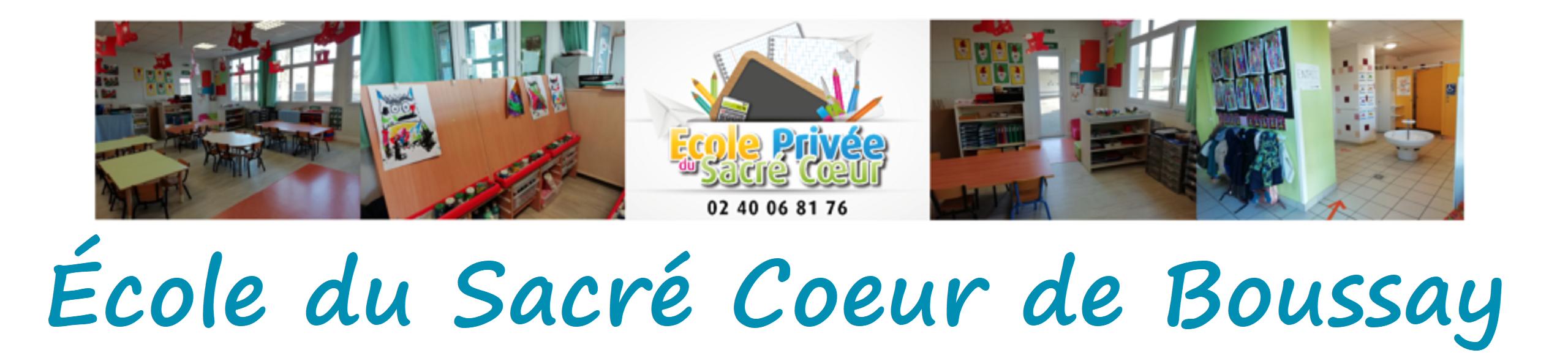 Ecole du Sacré Coeur de Boussay